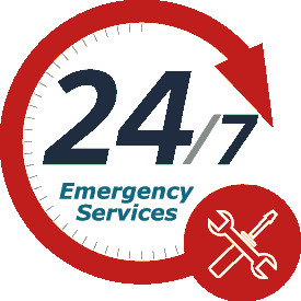 24/7 Emergency Icon